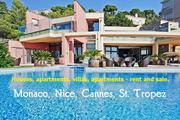 Apartment in Nice - Sale and Rent