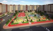 Apartment for sell in environmentally friendly city of Russia